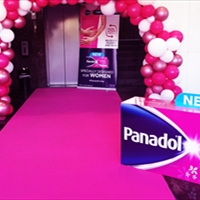 Panadol Woman Soft Launch at Sadco